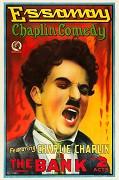 Chaplin bankovním sluhou