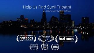 Pomozte najít Sunila Tripathiho