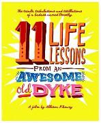Úžasna stará lezba a 11 rad do života