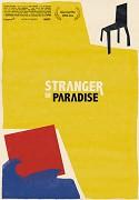Cizinec v ráji