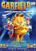 Garfield 3D: Zvířecí jednotka zasahuje (video film)